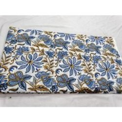 Handblock Cotton Fabric