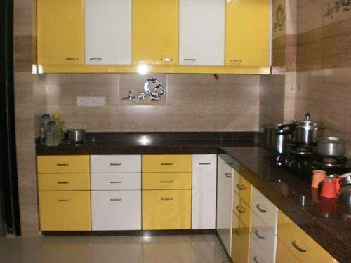 Commercial Indian Modular Kitchen Warranty 1 5 Years Id 20366049830