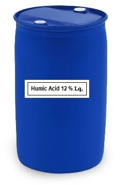 Volkschem Humic Acid 12% Liquid, Pack Size: 200ltr , for Plant Growth
