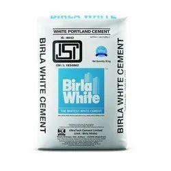 Birla White Portland Cement, 50 Kg Also In 1, 5 And 25 Kg