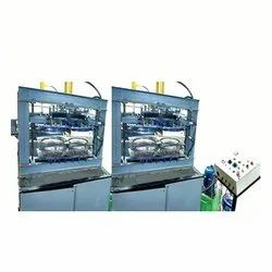PPM6 Buffet Automatic Double Twin Die Paper Plates Machine