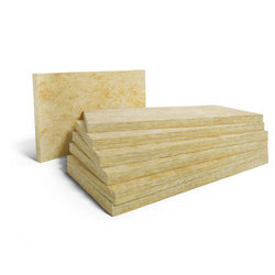 Resin Bonded Rockwool Boards