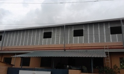 Roof Top Partition Panels