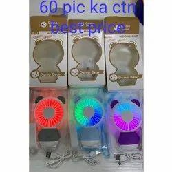 Plastic Mini Cooling Fan