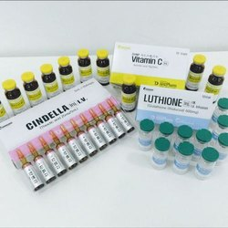 Cindella 600mg Glutathione Whitening Injections