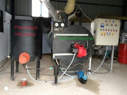 Oil Gas Fired Horizontal Thermic Fluid Heater