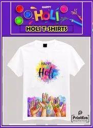 Cotton Holi T Shirts