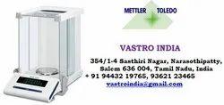 Mettler Toledo Ms Semi Micro Balance MS205DU