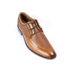 Formal Brown Leather Shoe