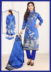 Naila Karachi Cotton Series 1001-1010 Stylish Party Wear Cotton Suit