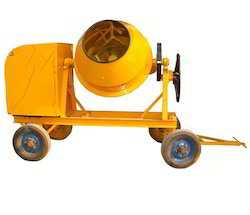 Concrete Mixer for Cement Industry