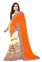Riva 94 Georgette Saree
