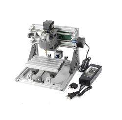3 Axis 2418 Mini DIY CNC Machine CNC Engraver PCB PVC Milling Machine (unassembled)