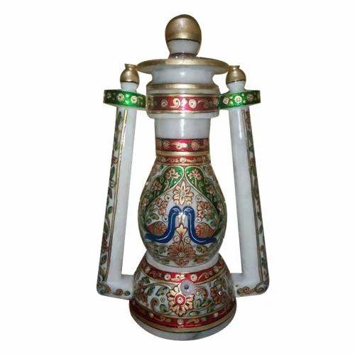 Handicraft Marble Lantern