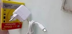 White Electric Aashi Deluxe Charger, For Mobile Charging