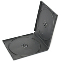 Black DVD Case