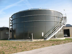 Glass Lined Steel Liquid Storage Tank