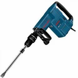 Bosch Demolition Hammer, Warranty: 1 month, For Industrial
