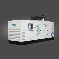Greaves Power Generator, 380 - 440 V