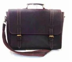 Mens Leather Laptop Bags and Backpacks
