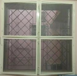 Sagwan Wooden Jali Window