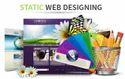 Static Web Designing Service
