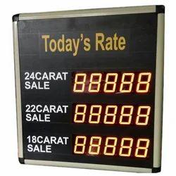 Digital Panel  LED Sign Board