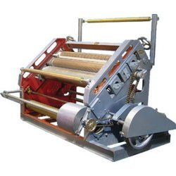 Semi Automatic Corrugated Box Making Machine - Neelkamal