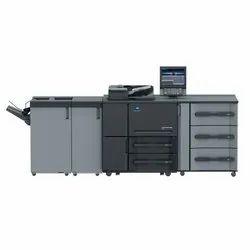 Konica Minolta AccurioPress 6120 Black an White Mono Production Printer