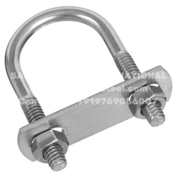 Stainless Steel U- Bolt