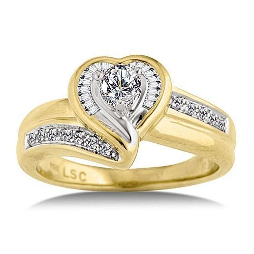Golden Engagement And Wedding Ring Sone Ki Angoothi Valentine