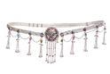 Silver Waist Belt
