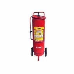 Shreeji Mild Steel Mechanical Foam Based Fire Extinguisher, Capacity: 25 L