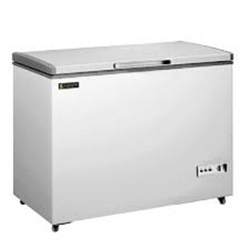 Elanpro White Commercial Freezer, Capacity: 200 L