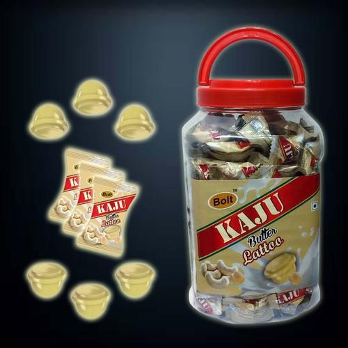 Bolt Hard Candy Kaju Butter Candy, Packaging: Box