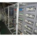Three Phase Plc Commercial Control Panel