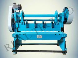 Mechanical Over Crane Shearing Machine