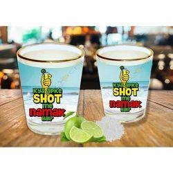 Gochitra Shot Glass