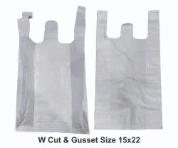 W Cut Carry Bags