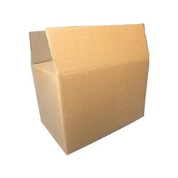 Brown Corrugated Shipping Boxes