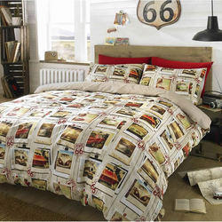 Pure Cotton King Size Bed Sheets