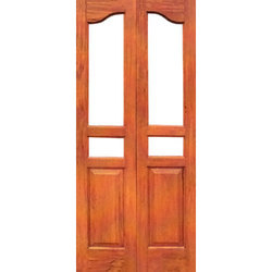 Designer Wooden Pooja Door