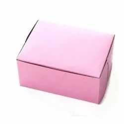 Duplex Paper Pastry Box