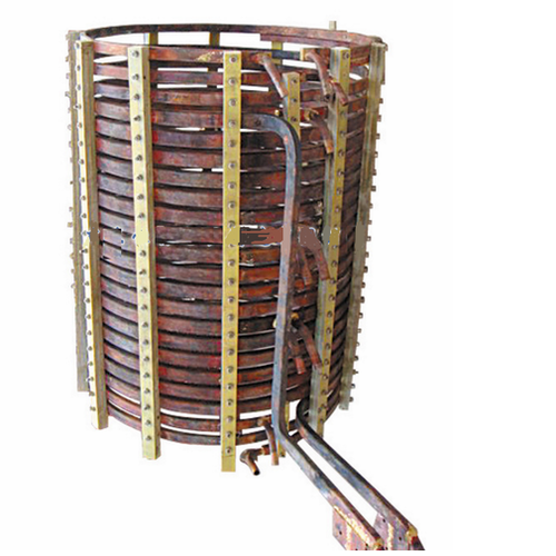 Induction Furnace Coil Support