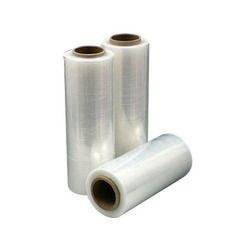 Transparent Plain Plastic Polythene Roll