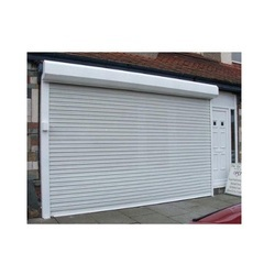 Full Height Steel Automatic Rolling Shutters