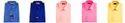 Polyester Plain Shirt