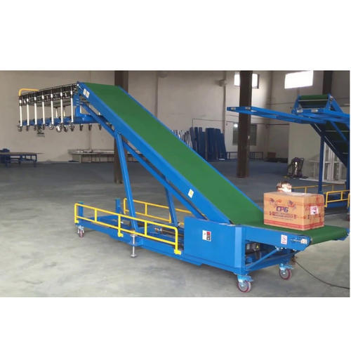 Stainless Steel Material Handling Conveyor System