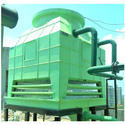 Green FRP Cooling Tower