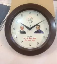 Round Promotional Gift Clock